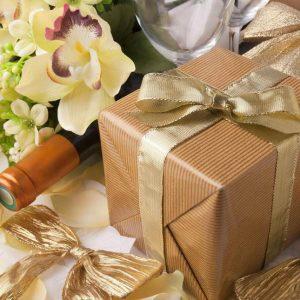 Сватбени подаръци