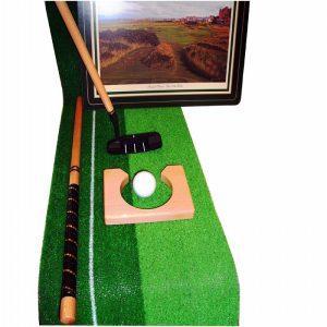 сглобяем голф комплект от дърво