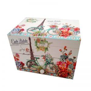 """Кутия за бижута музикална """"Магията на Париж"""""""