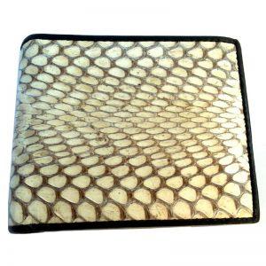 Мъжки портфейл - Питон, естествена кожа