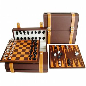 Популярните игри - Шах и табла за подарък - Страхотна идея