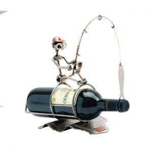 поставка за бутилка рибар