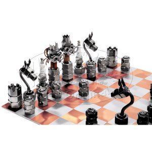 луксозен дизайнерски шах