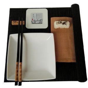 комплект за суши Black in nature
