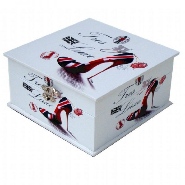 арт кутия трес лукс