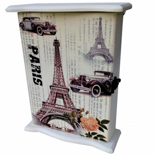 кутия за ключове Париж