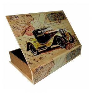 арт кутия с ретро кола