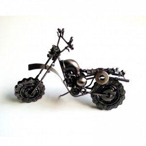 фигура мотор метален