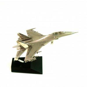 фигура самолет метал