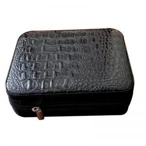 кутия за часовници кожена