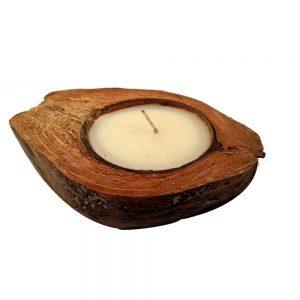 свещ в кокос