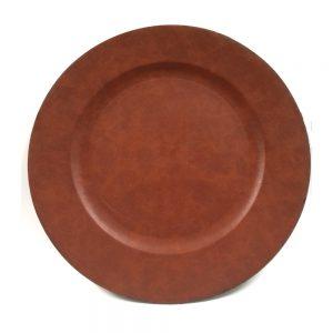 кожена чиния