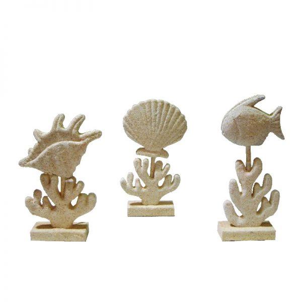 фигури с морски дизайн