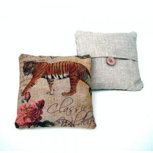 възглавничка с аромат тигър