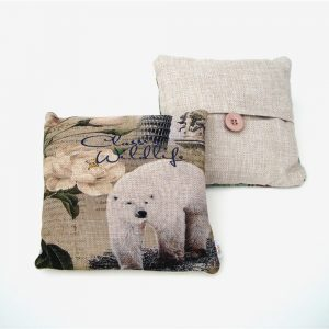 възглавничка с аромат Бяла мечка